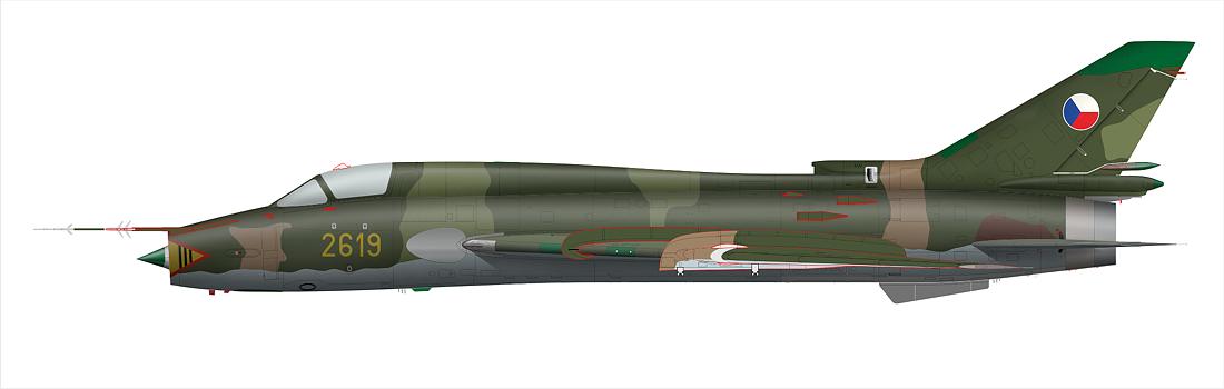 """spectre.cz - profiles - Su-22 """"Fitter"""""""